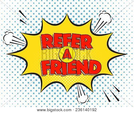 Refer A Friend Business Offer