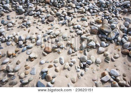 Rounded Beach Stones