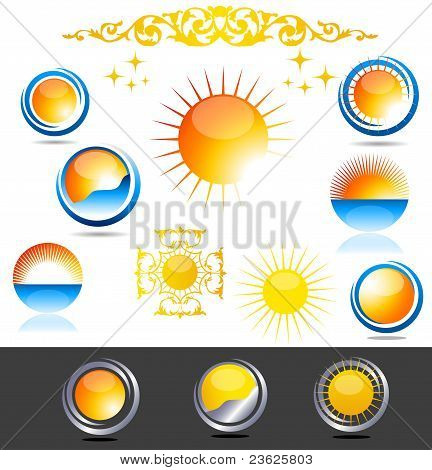 Sun collection