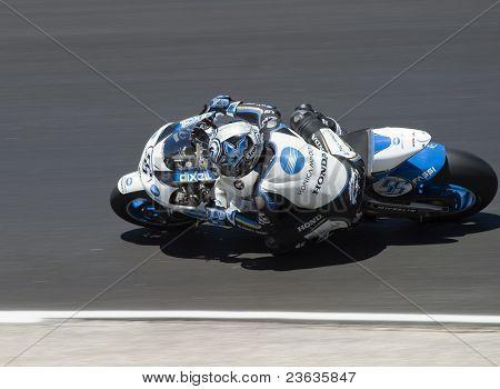 Shinya Nakano Moto Grand Prix in Laguna Seca, California 2007