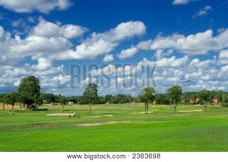 Golf Playground