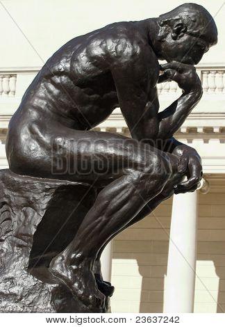 Rodin�?�´s Thinker