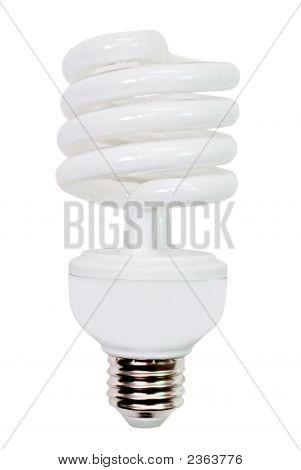 Bombilla fluorescente compacta