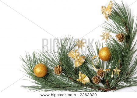 Christmas Coner