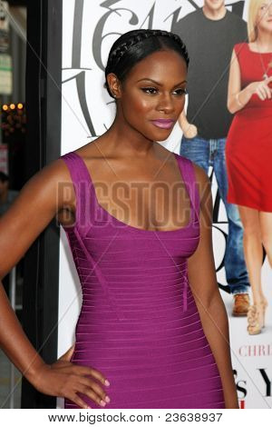 LOS ANGELES - SEP 19:  Tika Sumpter arriving at the