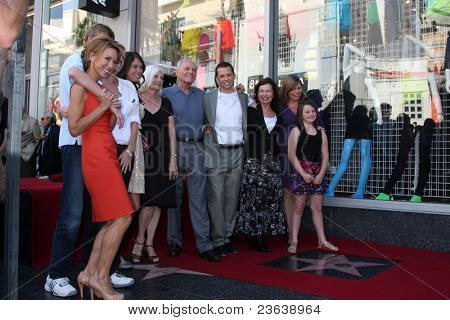 LOS ANGELES - SEP 19:  Jon Cryer & Family at the Jon Cryer Hollywood Walk of Fame Star Ceremony at Hollywood Walk of Fame on September 19, 2011 in Los Angeles, CA
