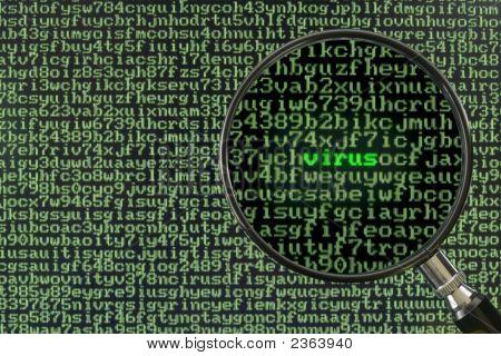 Scanning For Computer Virus
