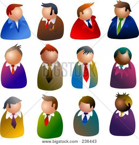 Iconos ejecutivos