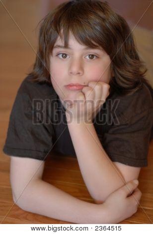 Age 12 Boy