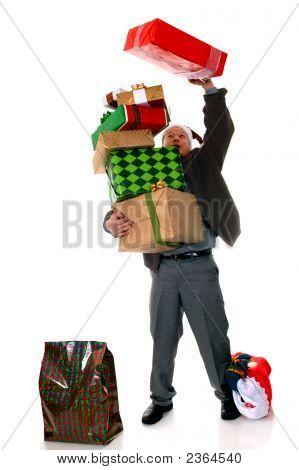 Sobrecarga de Natal