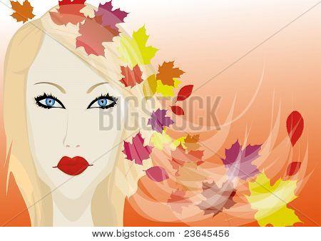 Autumn blonde