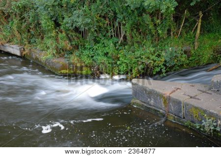 Canal Overflow
