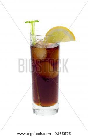 Mistura de Cola fria de gelo