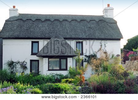 Thatched Cottage Wales