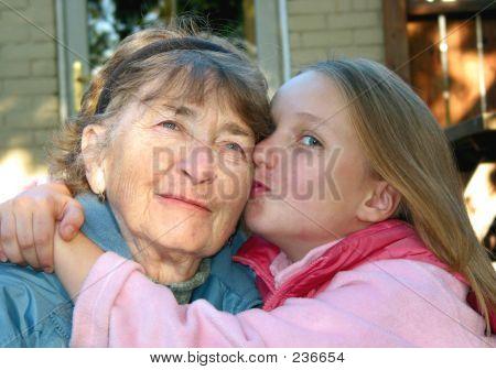 Einen Kuss
