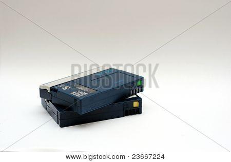 MiniDV Tapes