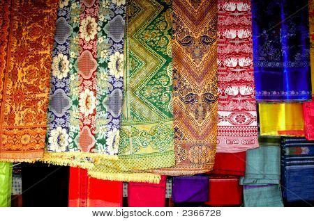 Textiles en Tailandia