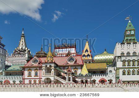 Classical Russian Architecture, Replica