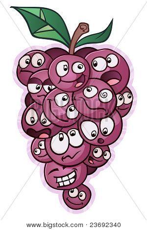 Gossip Grapes