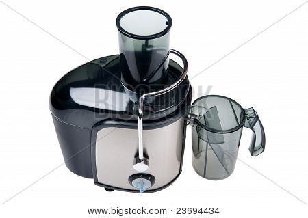 Juice Extractor On White Background