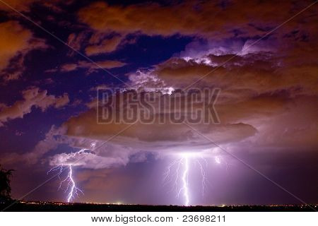 Double Trouble Lightning Strikes