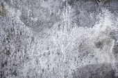 Grunge Cement Wall. Cement Wall. Cement Texture Background poster