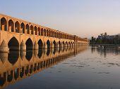 Si-O-Se Pol (Bridge), Isfahan / Esfahan, Iran