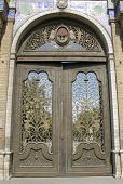 Bagh-E Melli Gate, Tehran, Iran