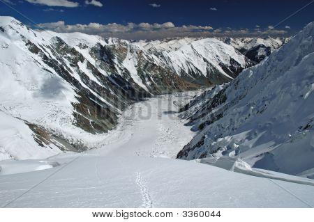 Dzerzhinsky Glacier