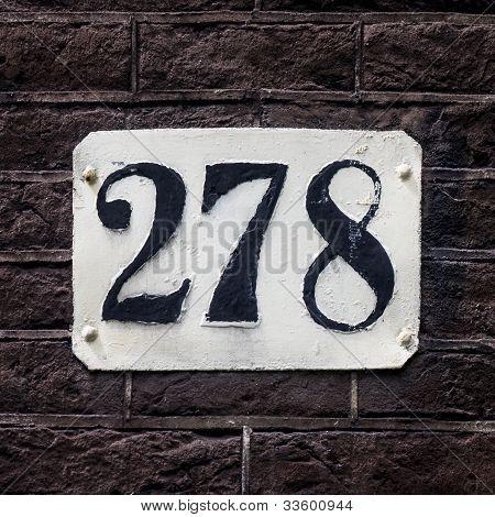 Nr. 278