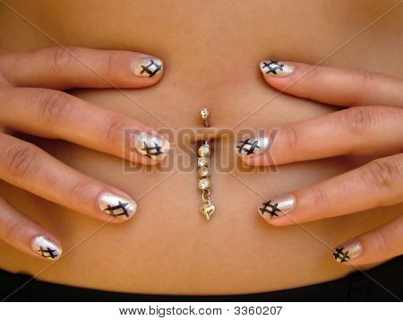 Tummy  Nails