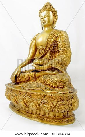 Buddha Side View