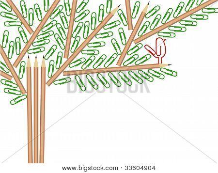 Office tree