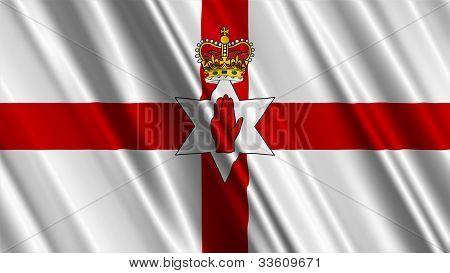 Ulster Banner Northern Ireland Flag