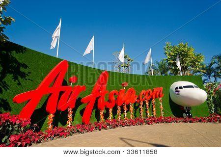 Airasia On The Exhibition