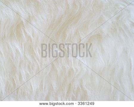 Synthetic Wool Texture