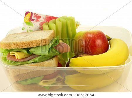 Healthy Breakfast, Isolated
