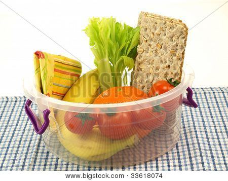 Healthy Box, Isolated
