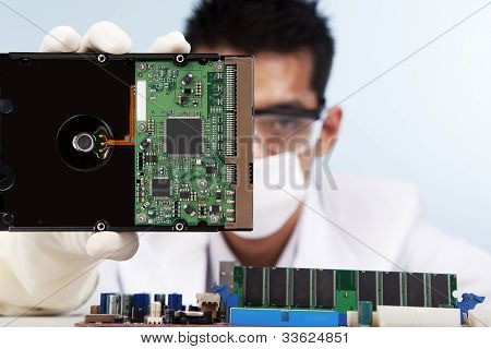 Harddisk Maintenance