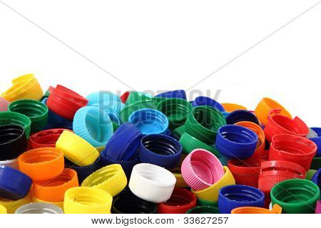 Color Plastic Caps