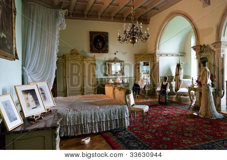 Ancient Bedroom
