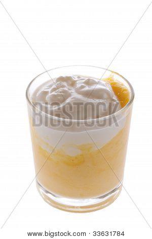 mandarin yogurt