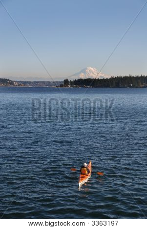 Kayak And Ranier