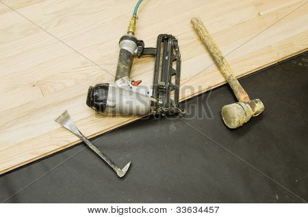 Hardwood Flooring Tools