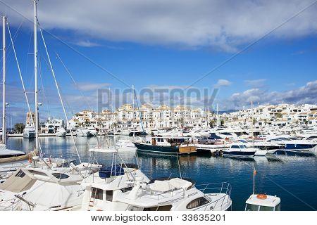 Puerto Banus Marina