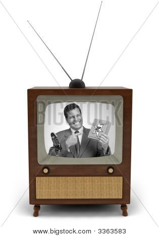 Comercial de Tv de los años 50