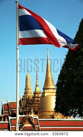 Thaiflagwatprahkaeo