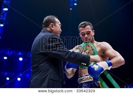 Muay Thai World Champion Fabio Pinca