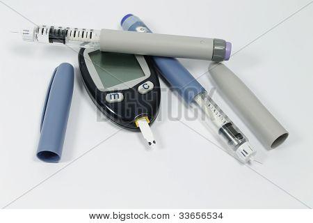 Diabetic aids.