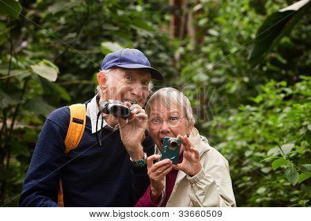 Senior Nature Lovers